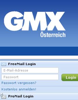 Gmx Anmelden